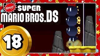 NEWER SUPER MARIO BROS. DS Part 18: Meteoriten-Drama im Koopa Country