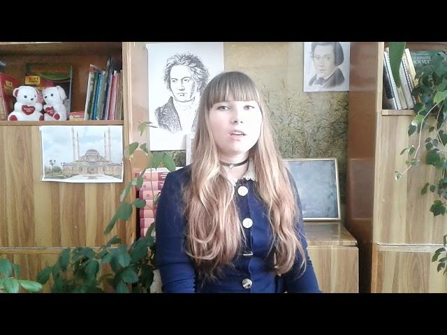 Изображение предпросмотра прочтения – ЮлияНечепуренко читает произведение «Перед судом» А.А.Блока