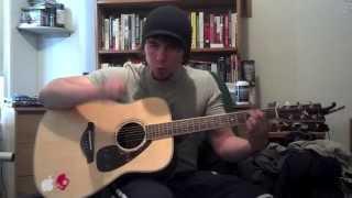 10 easy 3 chord acoustic guitar songs (G C D)
