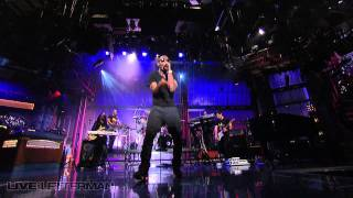 Tinie Tempah - Till I'm Gone (Live on Letterman)