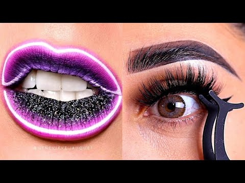 Makeup Hacks Compilation  Beauty Tips For Every Girl 2020 36