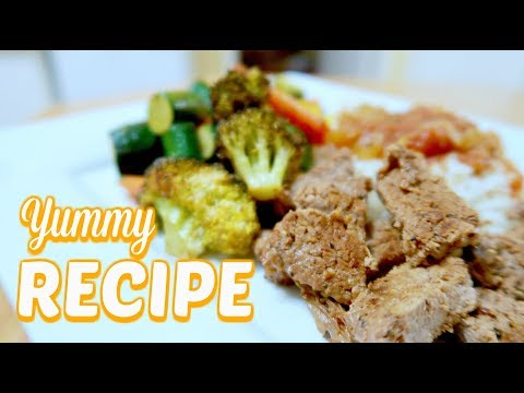 Simple and Easy Healthy Recipe || Mommy and Baby Approved || South African Youtube