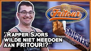 SNICKER in de FRITUUR (ft. CAMPING GAST) ★ FRITOUR #3