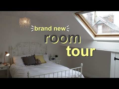 BRAND NEW ATTIC ROOM + EN SUITE TOUR!!