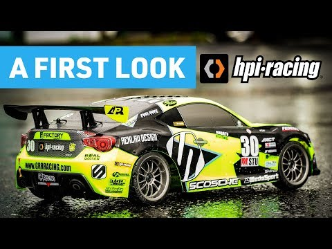 What's New: HPI E10 Michele Abbate Grrracing Touring Car
