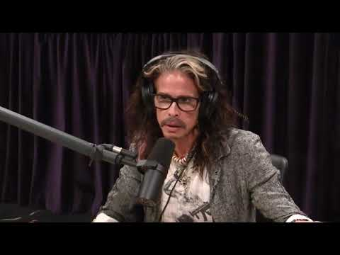 Joe Rogan  Steven Tyler on Writing Sweet Emotion