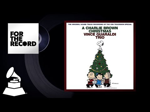 The Story Behind ' A Charlie Brown Christmas' Soundtrack   For The Record
