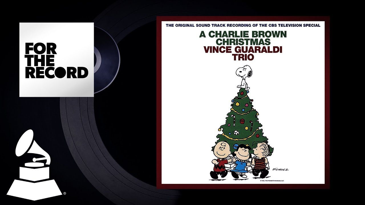 The Story Behind \' A Charlie Brown Christmas\' Soundtrack | For The ...