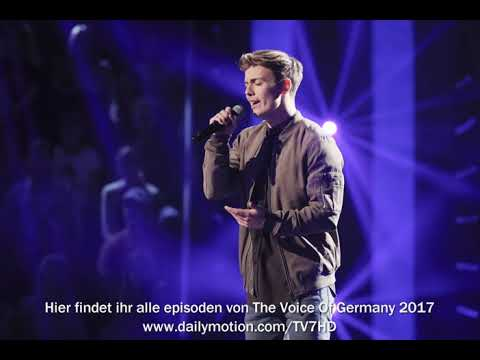 Johannes Pinter  'All I Ask' Sing Off   The Voice Of Germany 2017