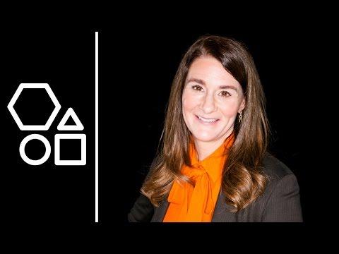Melinda Gates on The Bill & Melinda Gates Foundation | AOL BUILD