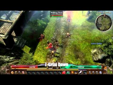 My Top 10 Action-RPG/Hack and Slash Games