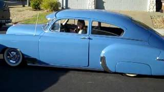 Download Arami Picazo bagged 49 chevy Bomb air ride * Clout Nine Customs* Mp3 and Videos