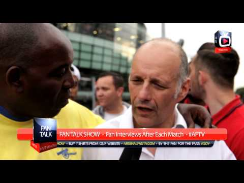 Arsenal FC 1 Spurs 0 - We Spent Nothing and We Still Won says Claude - FanTalk -  - ArsenalFanTV.com