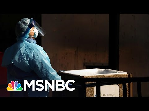 NYC Doctor On Coronavirus: Feels Like A Tsunami Is About To Hit Us | The 11th Hour | MSNBC