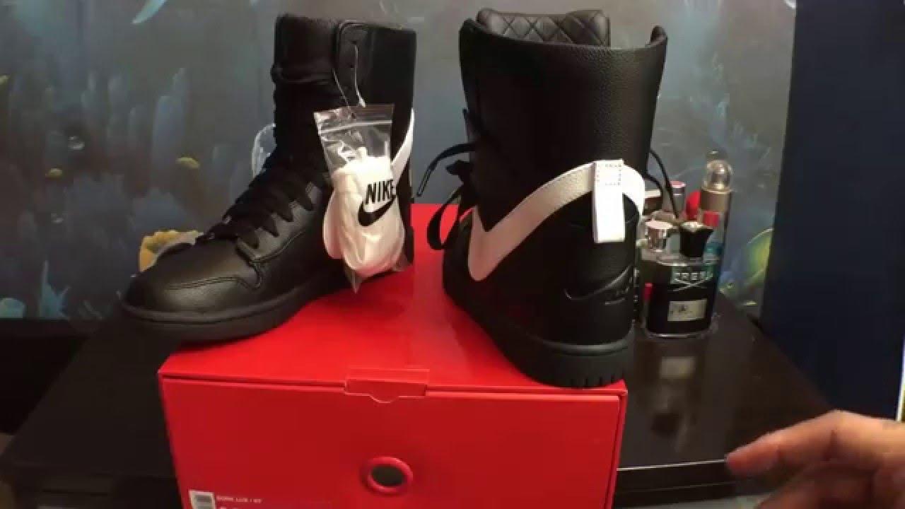 promo code 3be17 cbdec Riccardo Tisci X Nikelab Dunk Lux High