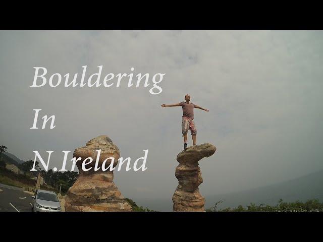 Bouldering In N.Ireland