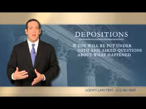 How Does the Lawsuit Process Work - The Loewy Law Firm