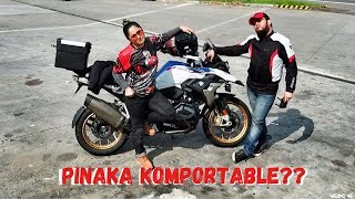 2019 BMW GS R1250 HP FIRST BACK RIDE EXPERIENCE | RIDE TO DNG LOMI HOUSE