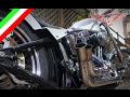 Serbatoio Sportster fai da te su Softail - Power tank o Tankerite - ep 29 p2 - Roma Custom Bike