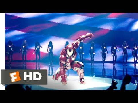 Iron Man 2 (1/5) Movie CLIP - Expo (2010) HD