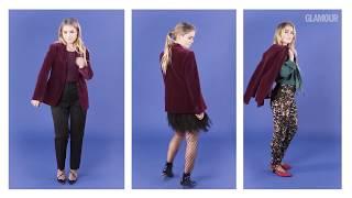 С чем носить бархатный пиджак