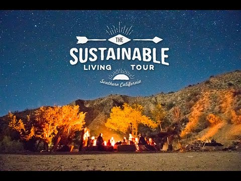 The Sustainable Living Tour