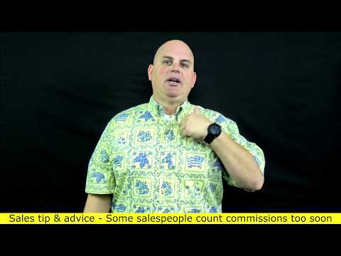 How to keep your cool with tough buyers - Stop worrying about commission ( 1 of 7) Scott Sylvan Bell