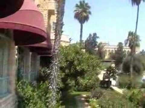 Terrasse King David Hotel