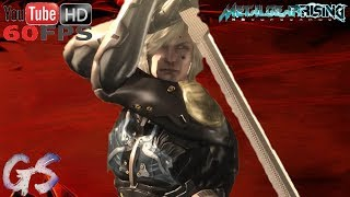 Every Metal Gear Rising Boss But It S RULES OF NATURE