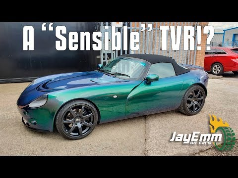 "Tamora – The ""Beginner"" TVR?"