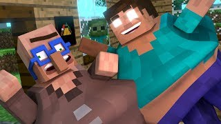 Villager life - Minecraft Top 5 Life Animations