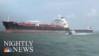 Navy Orders 'Operational Pause' After USS John S. McCain Collides With Tanker | NBC Nightly News
