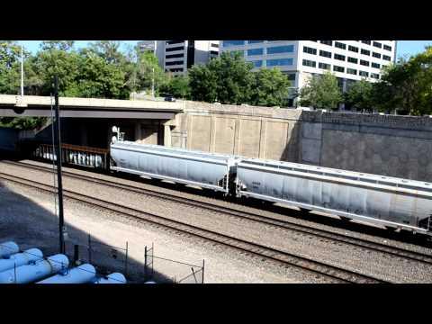 Freight train Kansas City