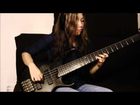 Table for one - Tal Wilkenfeld [Bass cover by Grey Lara]