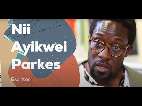 #DíaDelLibro2021   Nii Ayikwei Parkes