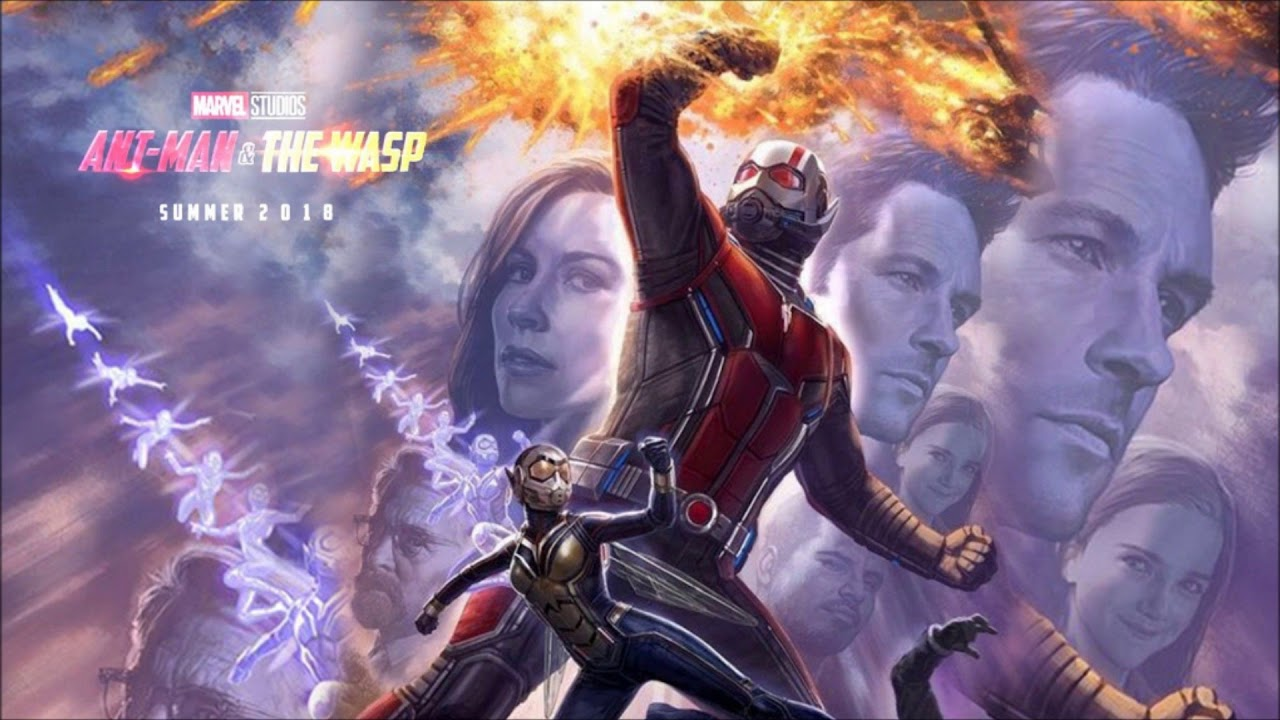 Soundtrack Ant-Man and the Wasp (Theme Song - Epic Music 2018) - Musique film Ant-Man et la ...