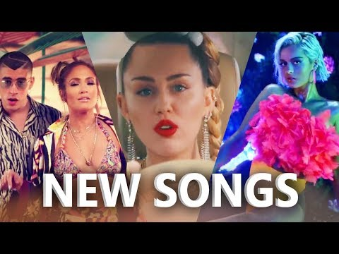 Top New Songs December 2018