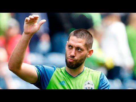 Clint Dempsey scores hat trick thanks to Jordan Morris feeds