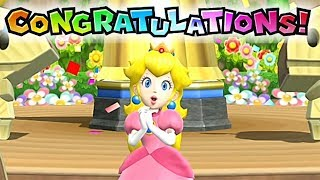 Mario Party 9 Step It Up ◆1 vs 3 Peach Master Difficulty #634