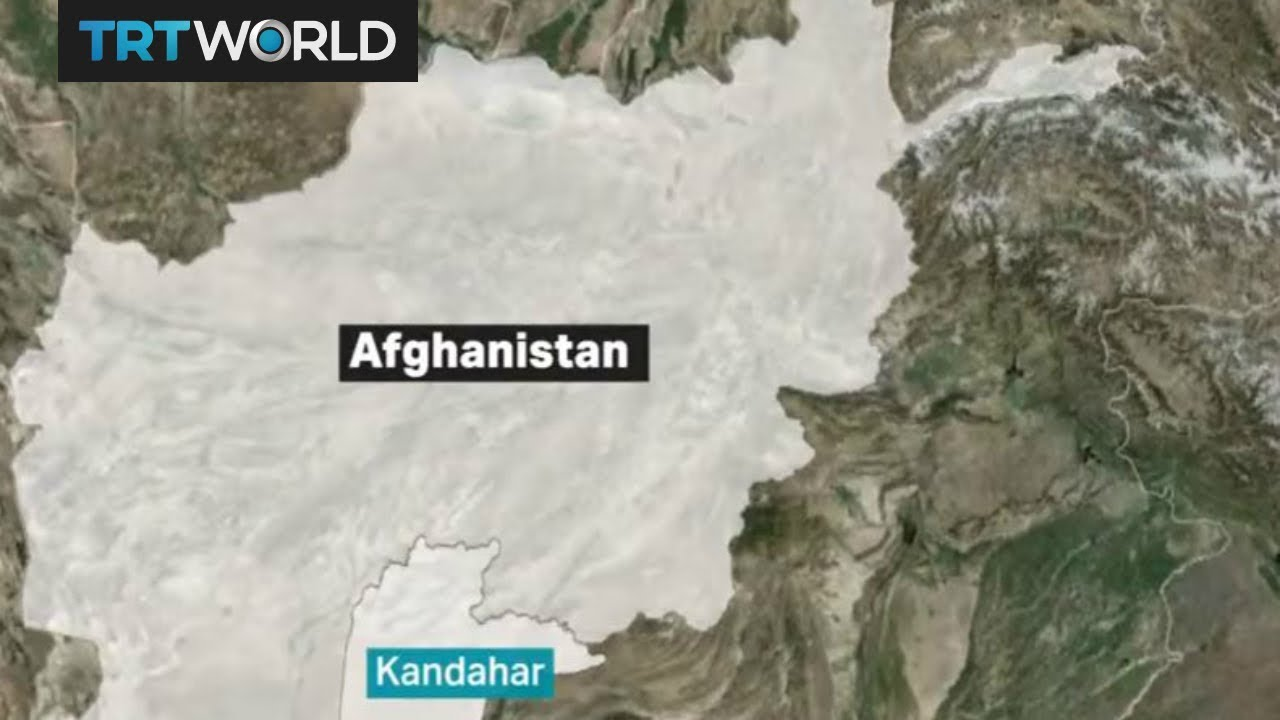 Taliban attack army base in Afghanistan