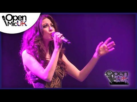 Open Mic UK 2012 Winner | Music competition | Siana