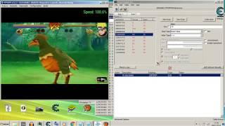 Naruto Shippuden Akatsuki Rising - How to find Character Modifier address [Cheat Engine]