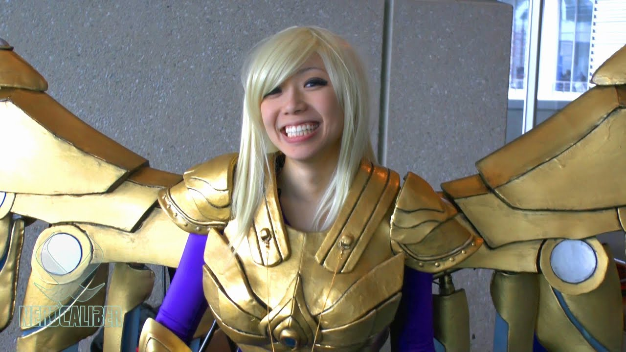AETHER WING KAYLE by Bonnies Cosplay at PAX East 2014 ...