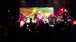 Horace Andy -- Hymn of the Big Wheel (Massive Attack) -- Echoplex (5/31/2013)