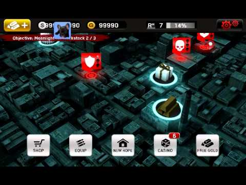 Dead trigger hack gold infinite + money