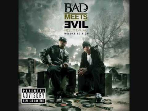 Eminem - Living Proof (Bad Meets Evil- Hell: The Sequel)