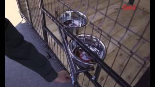 Вольер для собак от завода Сота