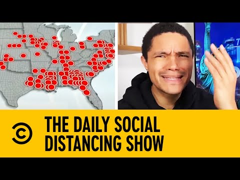 Food Corporations Warn Of Meat Shortage In America | The Daily Show With Trevor Noah