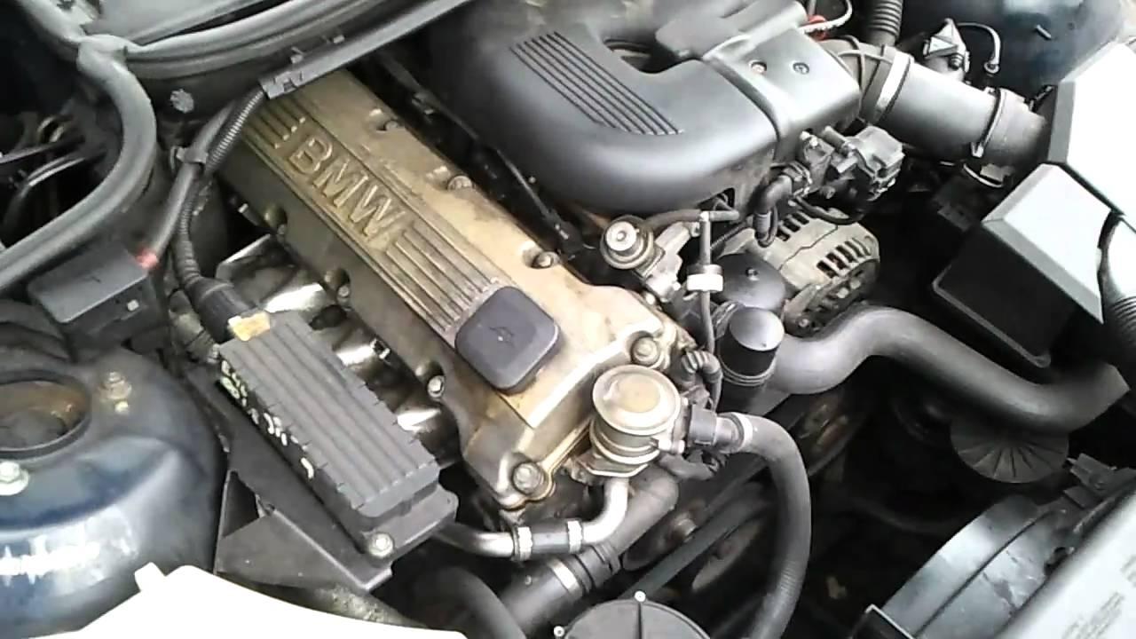 BMW e46 318i 118hp rattling noise on cold start  SOLVED