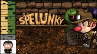 Spelunky Gameplay (PC HD)